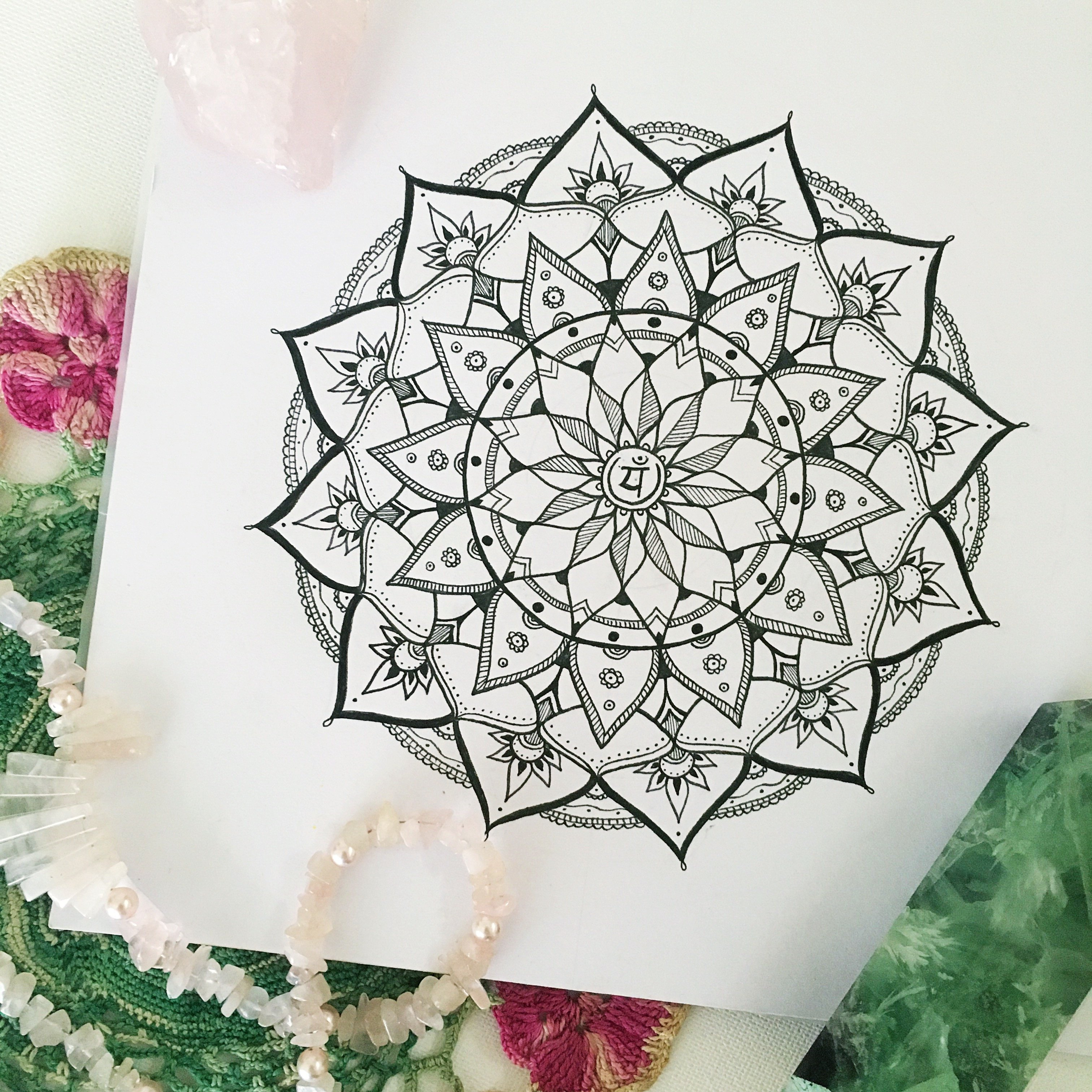 Mandalas – a Meditation on Chakras